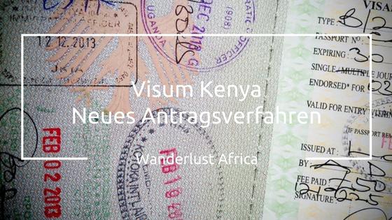 Visum Kenya