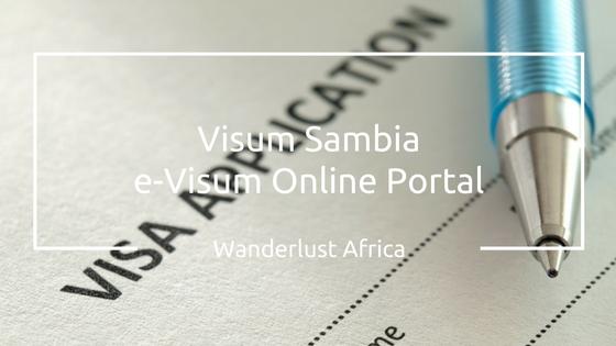 Visum Sambia
