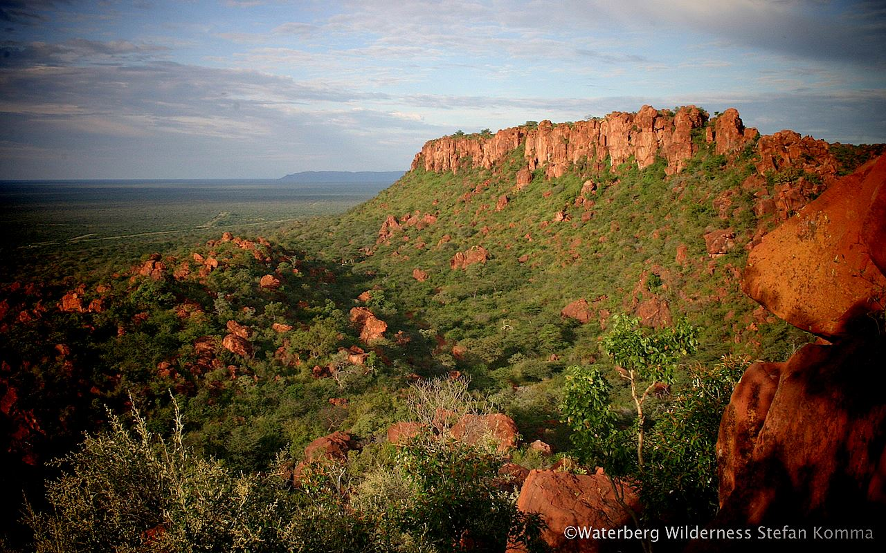 Wilderness at Waterberg National Park, Namibia