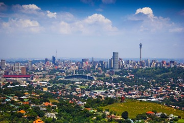 Downtown Johannesburg
