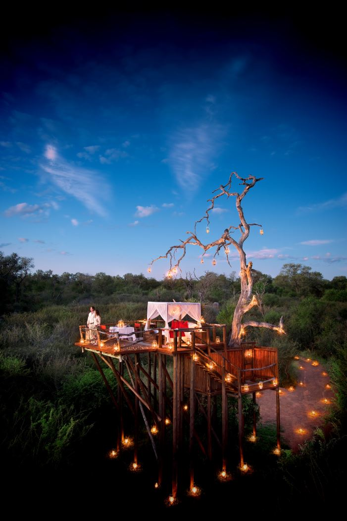 Luxurious Big 5 Safari Lion Sands Game Reserve