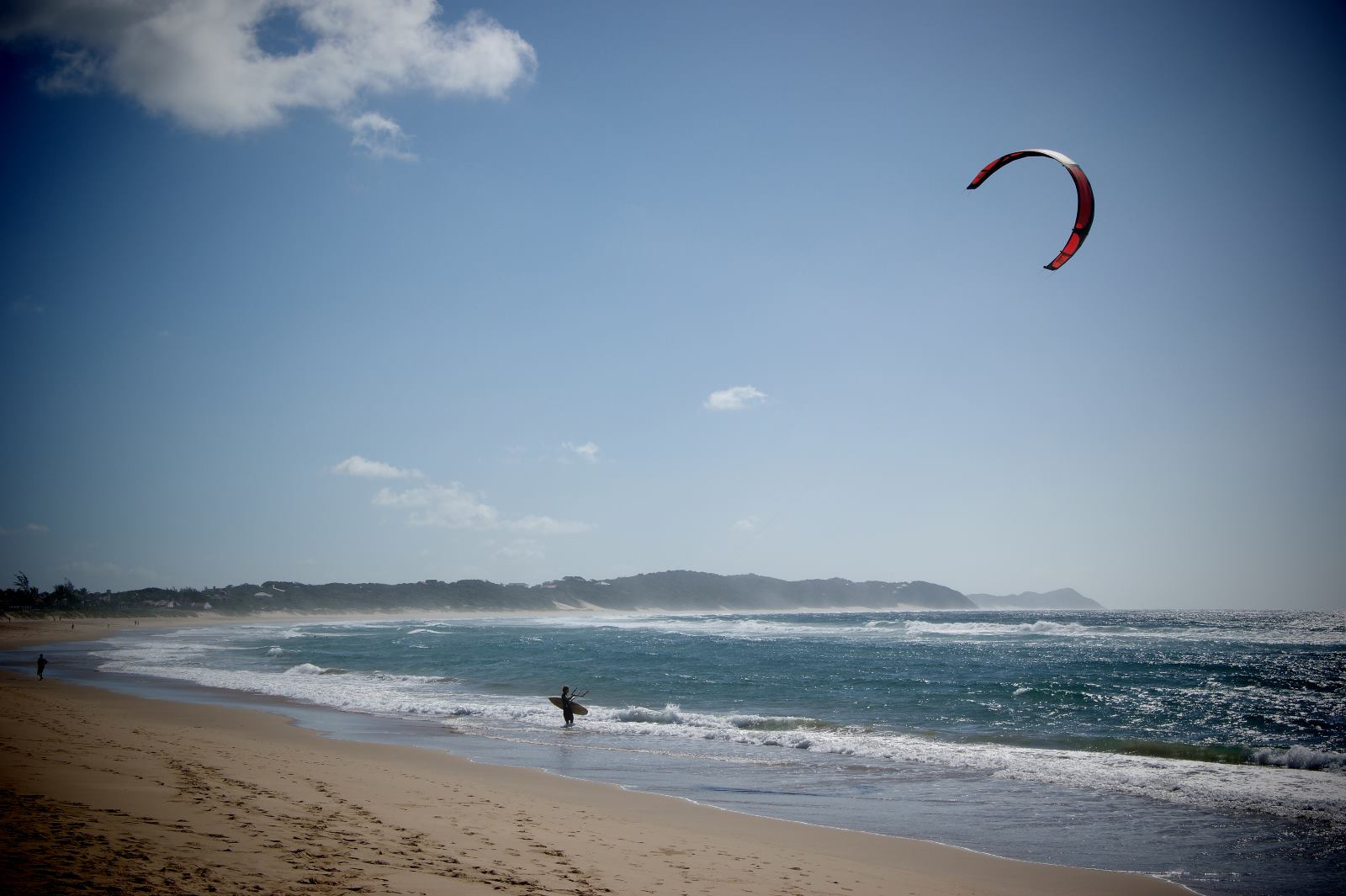 Kitesurfen and Beachholiday in Mosambik