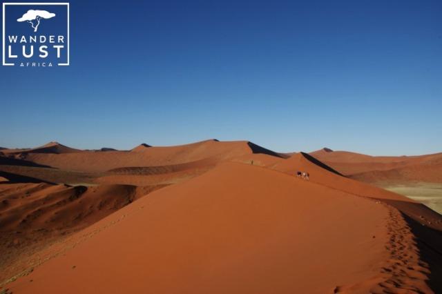 Sossusvlei Dünen Namibia