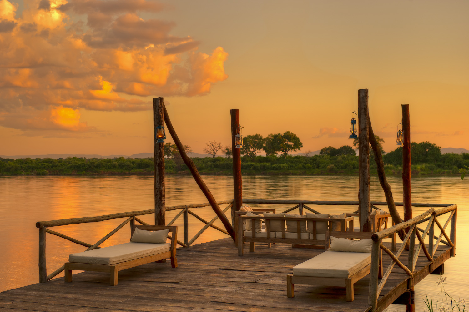 Kanyemba Lodge Lower Zambezi Zambia