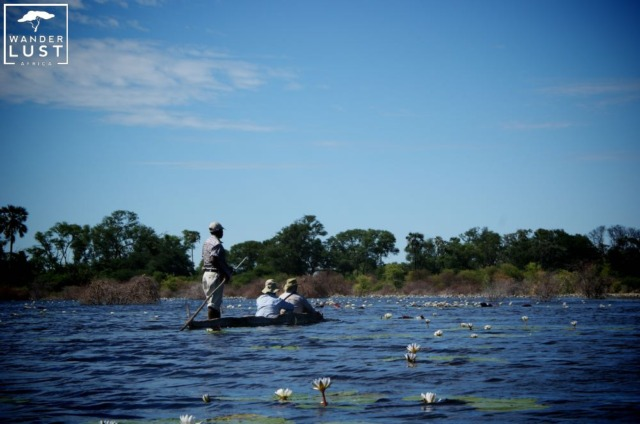 Mokoro Trips Botswana