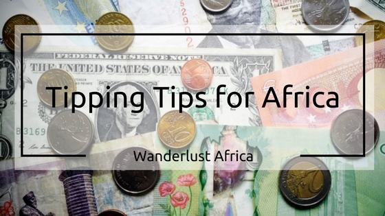Tipping in Africa