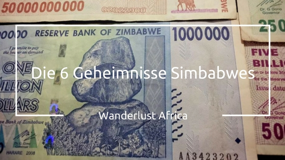 Reisen nach Simbabwe