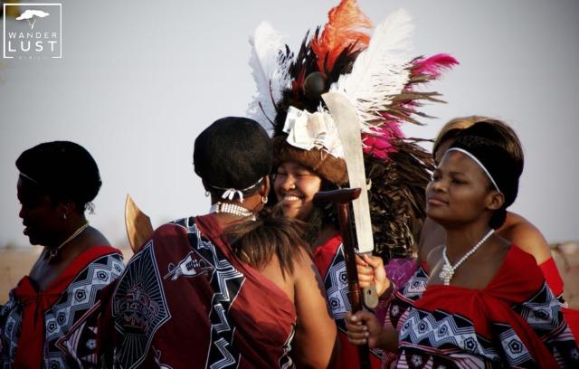 Land und Leute Südafrika, Swaziland
