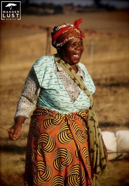 Land und Leute Südafrika
