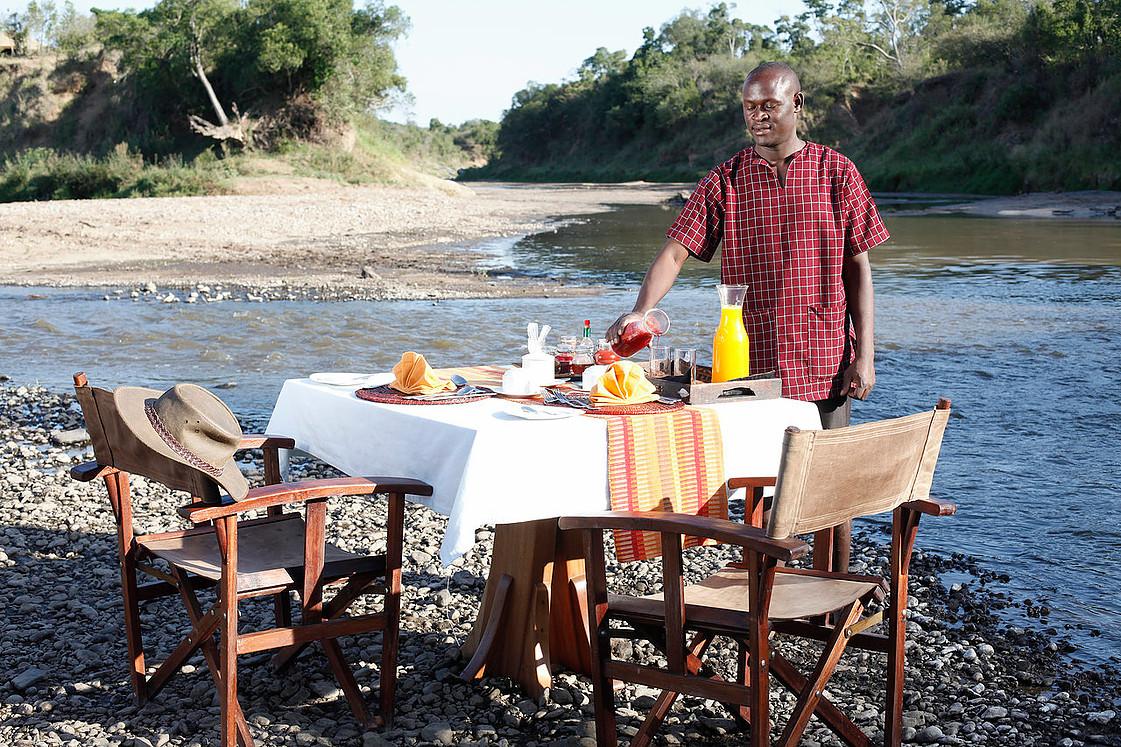 Mara Ngenche Camp, Masai Mara,  Kenia