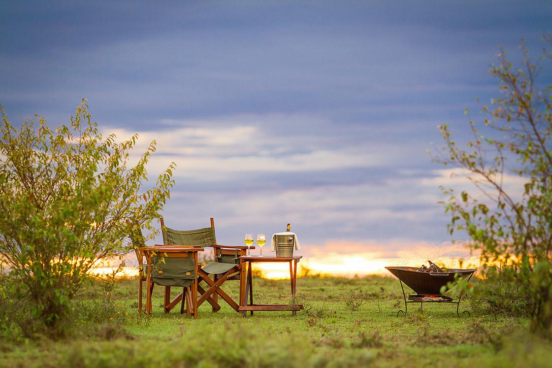Mara Ngenche Safari Camp, Masai Mara, Kenia