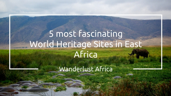 World Heritage Sites in East Africa: Ngorongoro Crater