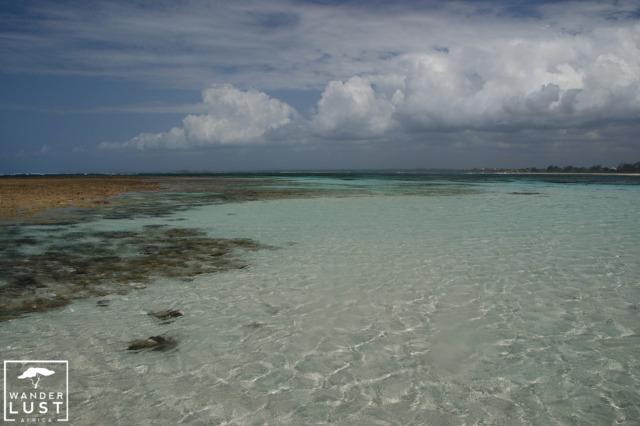 Galu Beach Kenya