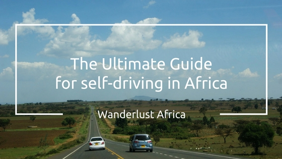Self-drive tips in Africa