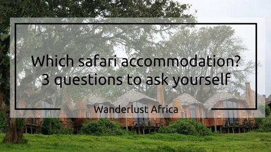 Ngorongoro Crater Lodge is one of many safari accommodation in Tanzania