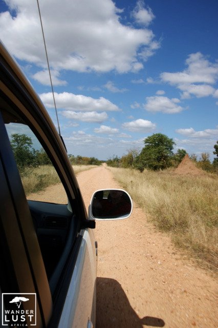 Road-tripping Africa