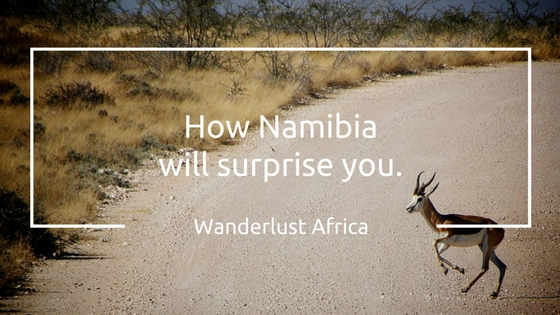 13 Reasons to visit Namibia