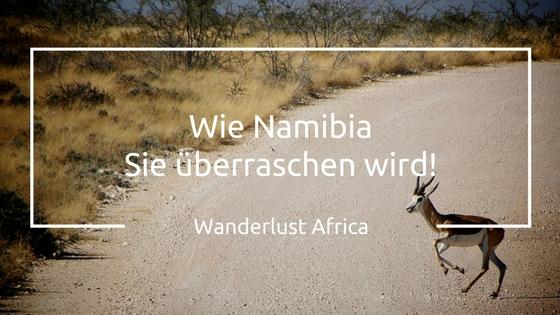 13 Gründe für eine Reise nach Namibia