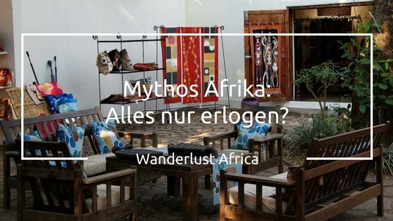 Mythos Afrika - Alles nur erlogen?