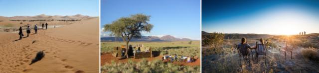 Retreats in Namibia mit Wanderlust Africa und Ich&Wir Entwicklung